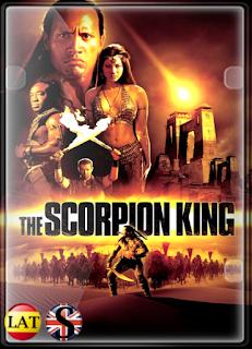 El Rey Escorpión (2002) FULL HD 1080P LATINO/INGLES