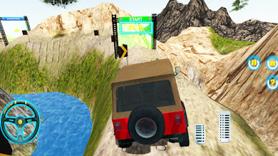 Offroad Jeep 4X4 Mountain Stunt Driving Game - APK Download | Jeep Wala Game