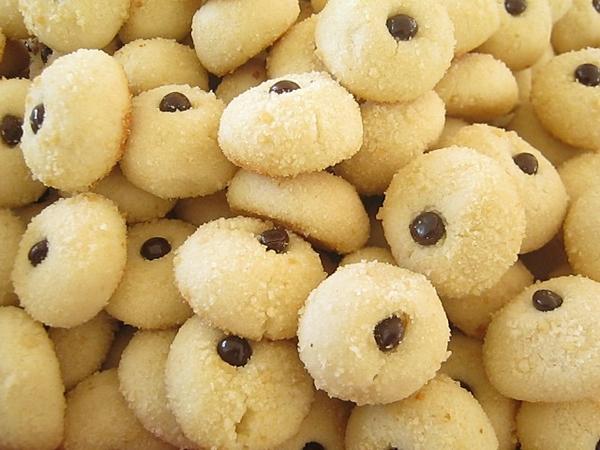 Download Wallpaper Resep Kue Kering Janda Genit (Butter Cookies a la Monde)