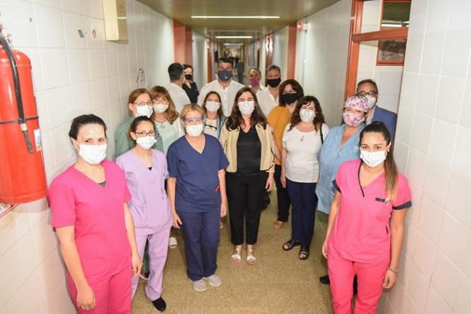 La Provincia dispuso restablecer las licencias para el personal de Salud
