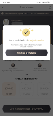 menjadi memberi dari Aplikasi Newscat Android