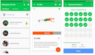 Aplikasi Keren Untuk Membantu Badan Lebih Sixpack Tanpa Gym