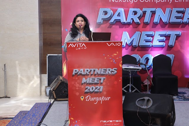 NEXSTGO Company Limited Organized Annual Meet for Partners in Durgapur, West Bengal