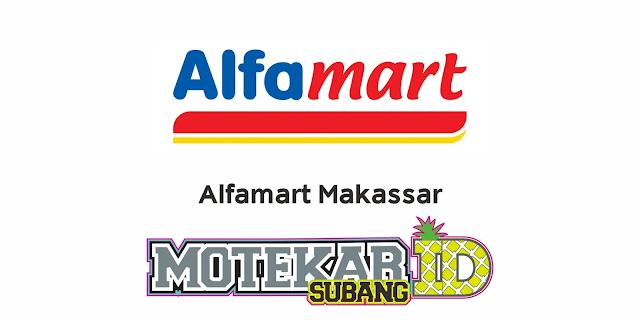 Info Loker Alfamart Makassar 2021 Terbaru