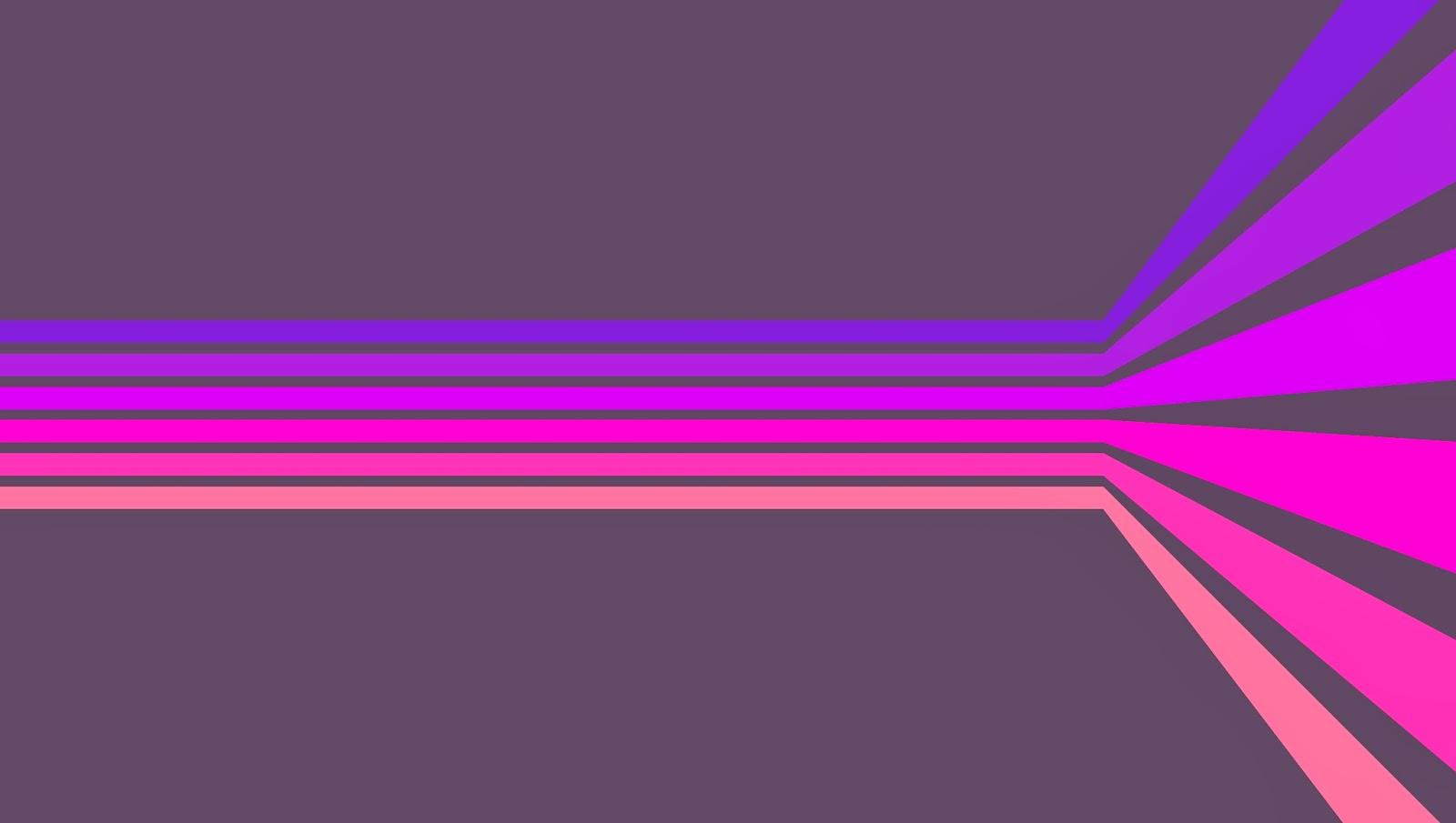 Fruitymixers Wallpapers Violet Simple Lines Rainbow