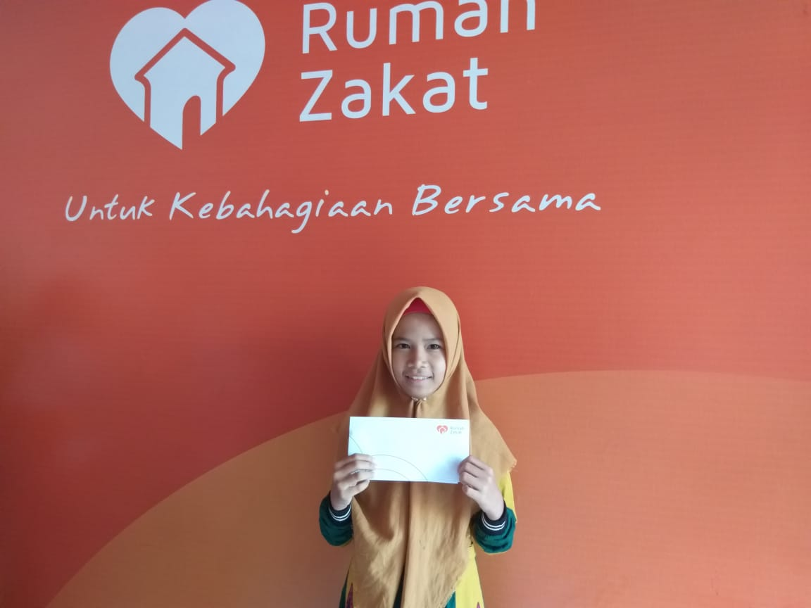 Bantu Beasiswa Anak Yatim Dhuafa dengan Zakat