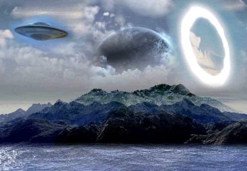 A Ilha Barsa-Kelmes um Portal para outras Dimensões ou Base Extraterrestre?