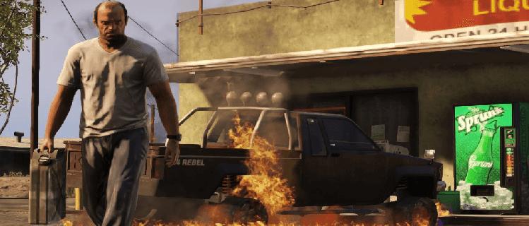 تحميل لعبة جاتا 9 من ميديا فاير برابط واحد مجانا Download GTA 9