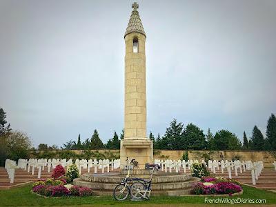 French Village Diaries Poitiers Insolite Toussaint les lanternes des morts