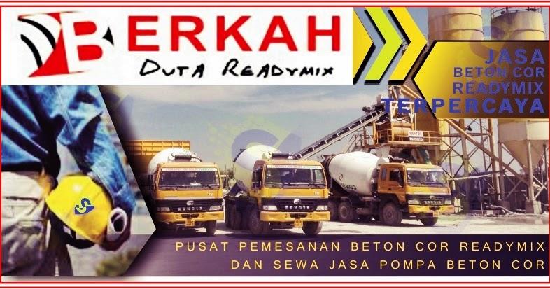Harga Readymix Per Kubik Sejuta Penawaran Beton Siap Cor Berkah Duta Readymix