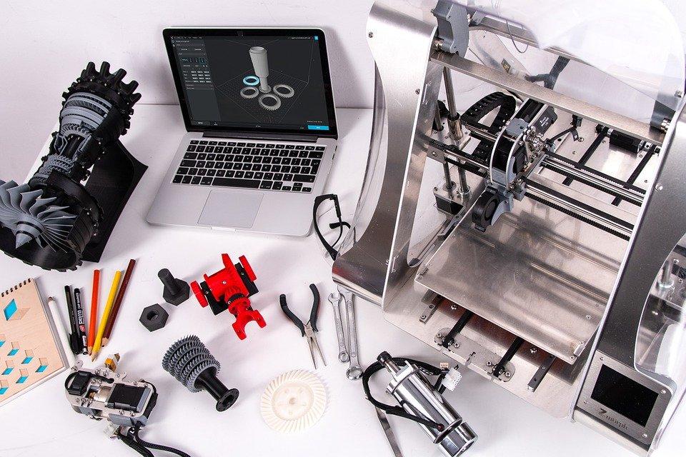 5 Rekomendasi Printer 3D Murah, Terbaik Harga Mulai 1 Jutaan