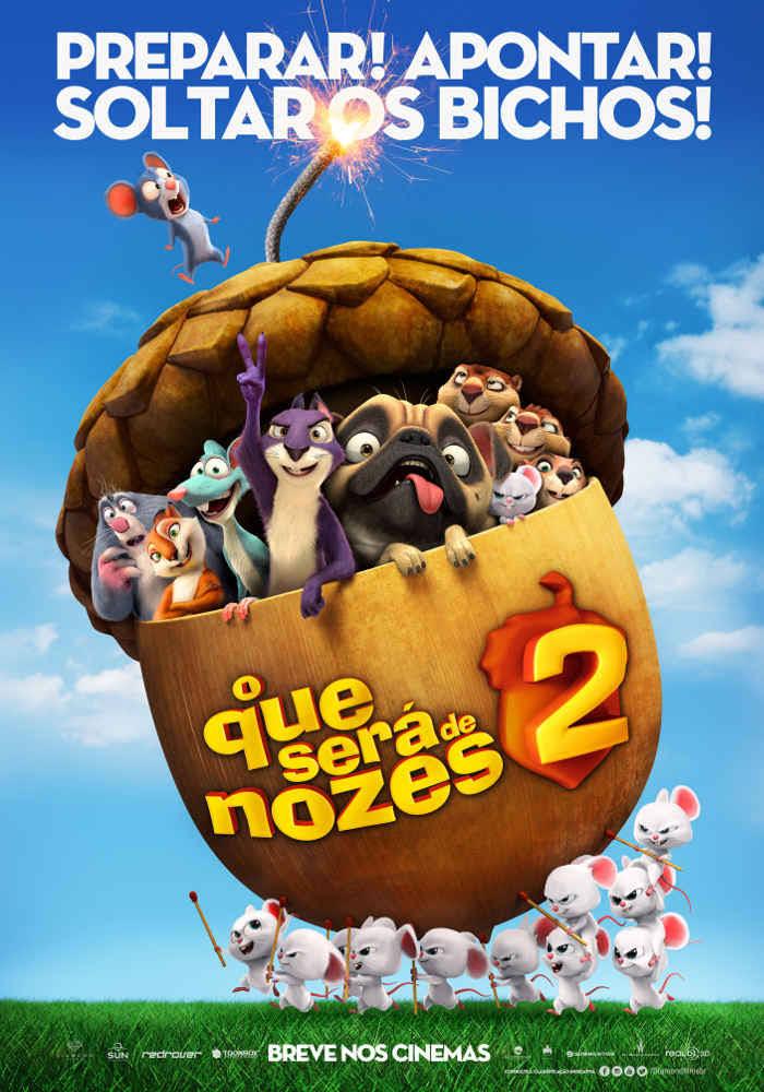Capa O Que Será de Nozes 2? Torrent 720p 1080p 4k Dublado Baixar