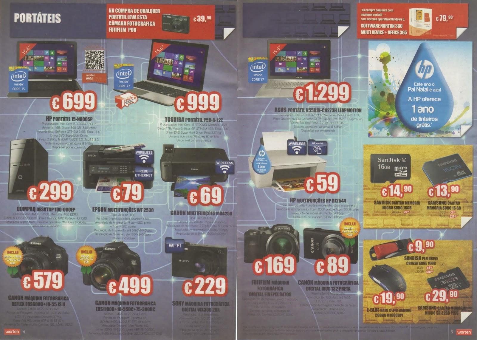 d251ff0106 Frugalidade Açoriana  Worten - Folheto Natal - de 29 11 2013 a 24 12 ...