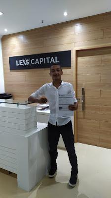 Baiano Adones Trindade é sucesso como consultor financeiro