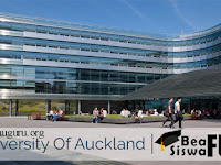 Beasiswa S2 Luar Negeri di University of Auckland (Selandia Baru) Tahun 2019 [Full]
