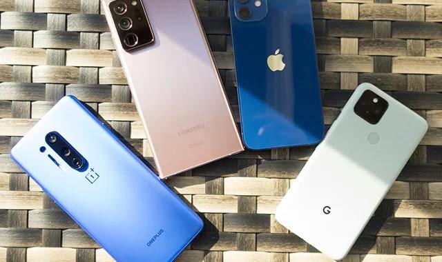 Téléphones Android alternatifs à la série iPhone 12