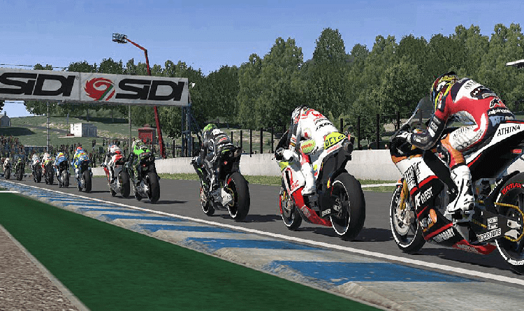 تحميل لعبة الموتوسيكلات MotoGP 15 للكمبيوتر مجانا