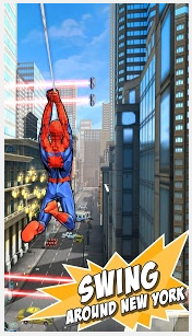latest versionof spider man apk game