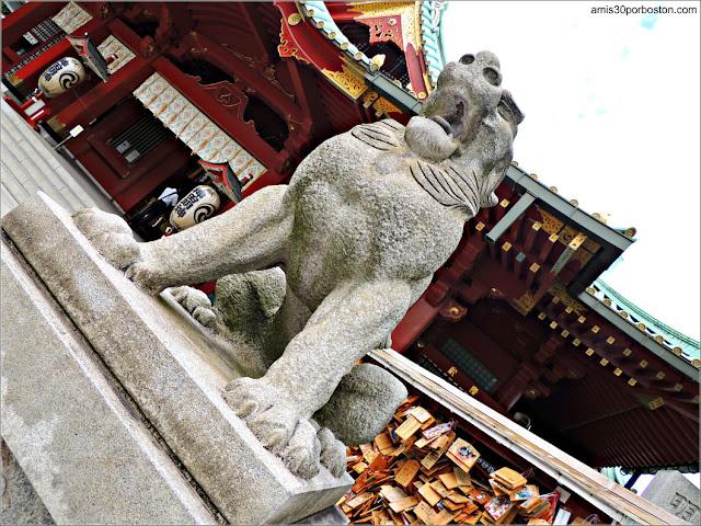 Santuario Kanda Myojin en Tokio