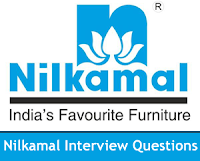 Nilkamal Plastics Interview Questions