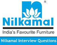 Nilkamal Plastics Interview Questions