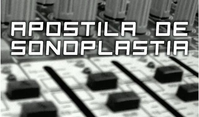 apostila sonoplastia pdf