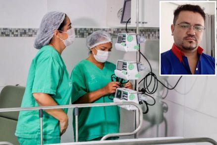 Cleiton de Sousa Oliveira,  deixou esposa e duas filhas   Cleiton de Sousa Oliveira, de 38 anos, já havia tomado a primeira dose da vacina contra a doença.