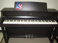 Roland HP507 Piano Rosewood