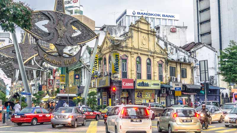 Belanja Barang Branded Murah di Kuala Lumpur
