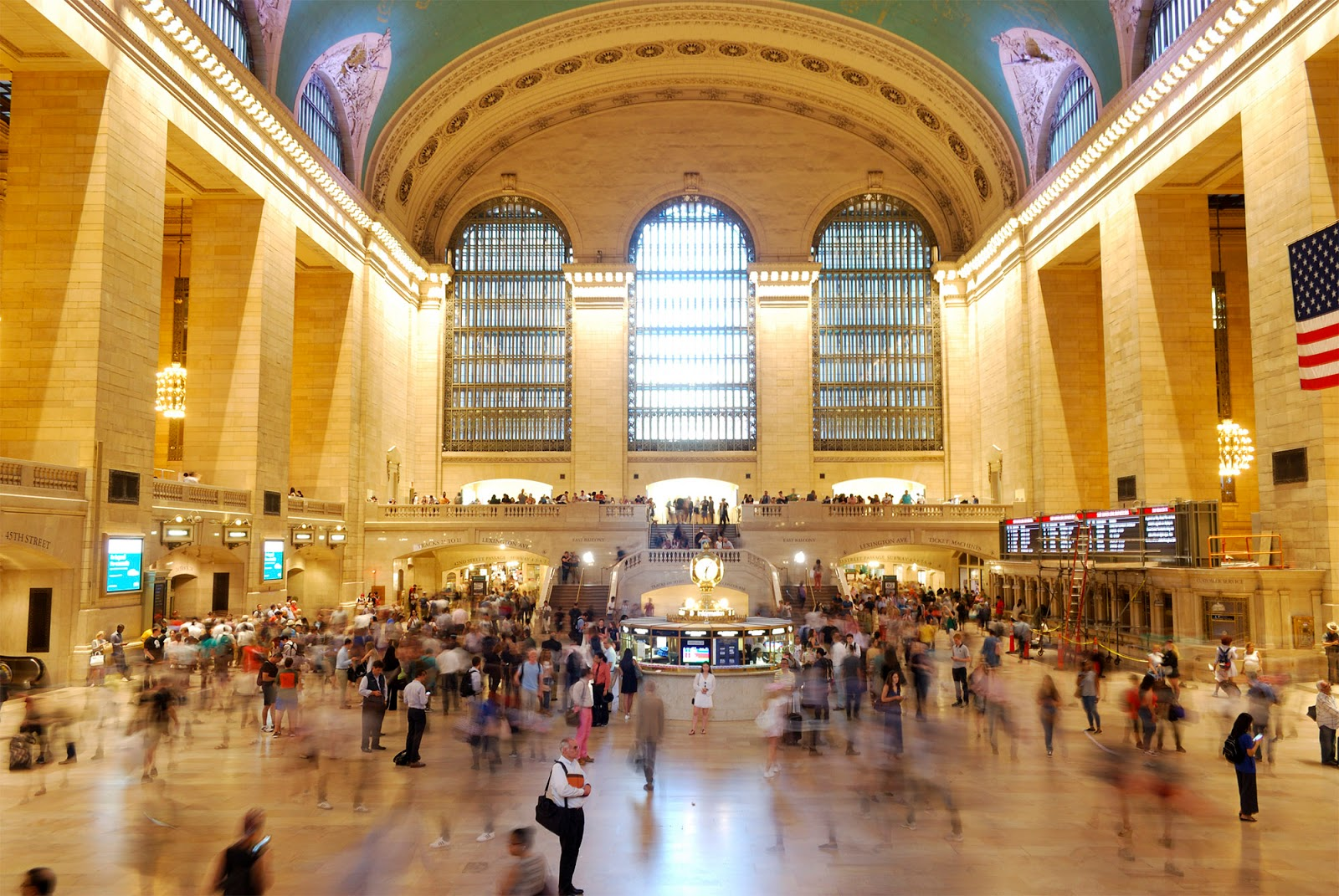 usa trip vacation east coast itinerary grand central terminal manhattan nyc destination spot place guide planner
