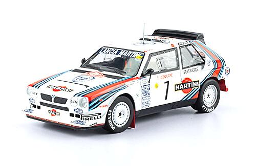 WRC collection 1:24 salvat españa