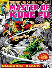 Master of Kung Fu: Bleeding Black