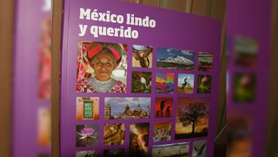 Libro México lindo querido