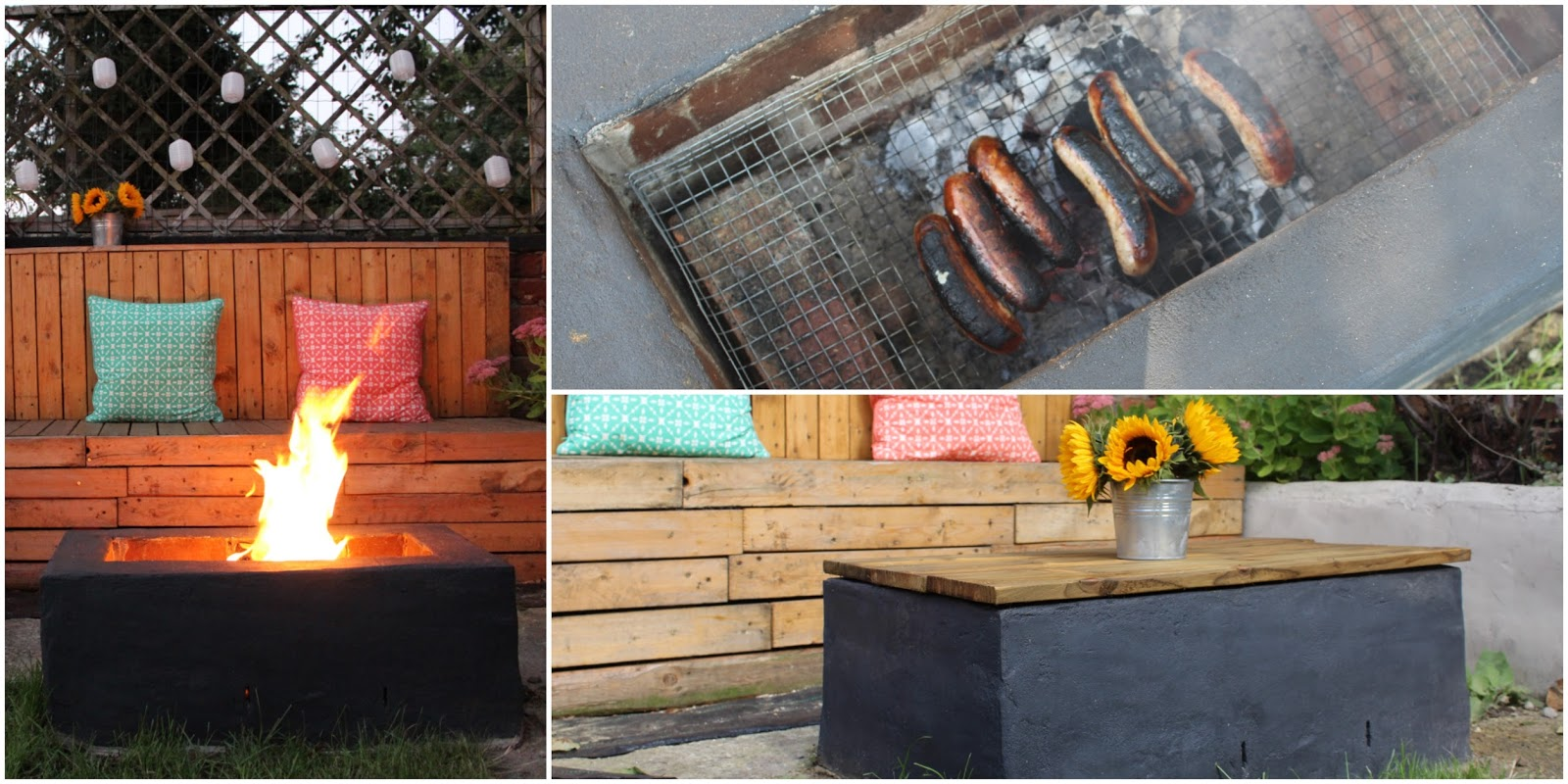 How to Build a Fire Pit for Under £25