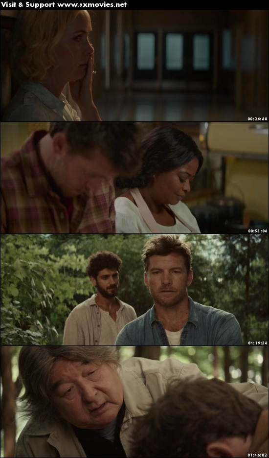 The Shack 2017 English 720p WEB-DL 1GB ESubs