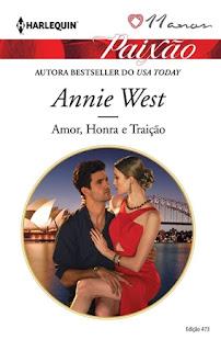 Amor, Honra e Traição (Annie West)