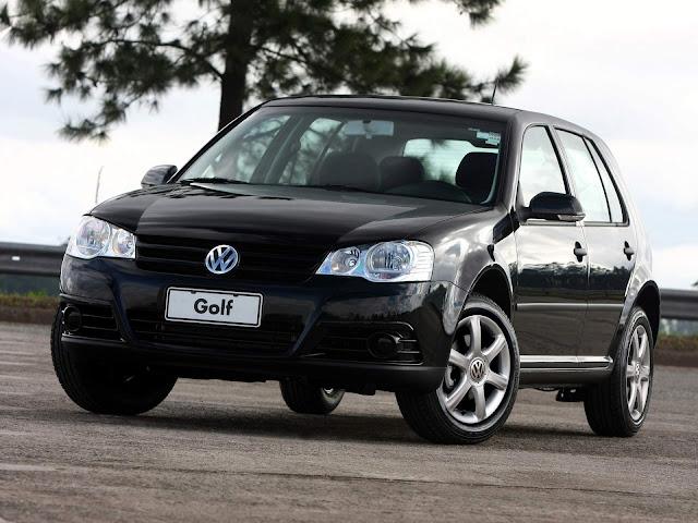 VW Golf 2007 Automático