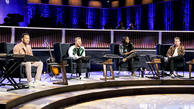 What's On TV Tonight - 'Songland' - NBC's 'The Voice' For Songwriters