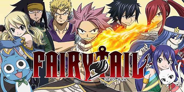 Anime 'Fairy Tail' Akan Berakhir di Episode 328