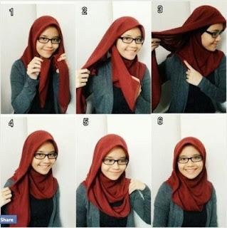 menjadi kebutuhan bagi para perempuan di kala  5 Tutorial Hijab Mudah Modern Untuk Wanita Karir