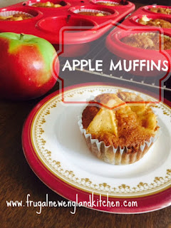 Oatmeal Apple Muffins Recipe