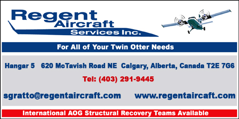 Regent Aircraft Services Inc