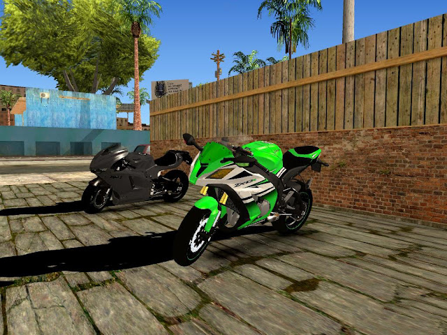 GTA San Andreas High Rated Bikes Pack 2021
