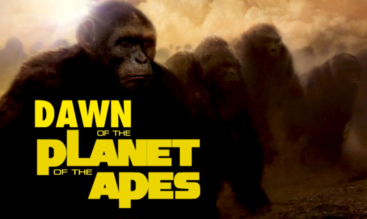 Sinopsis Film Dawn Of The Planet Of The Apes 2014