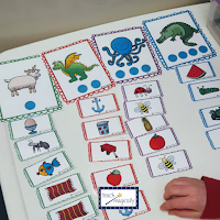 Segmenting Syllables Game Teach Magically