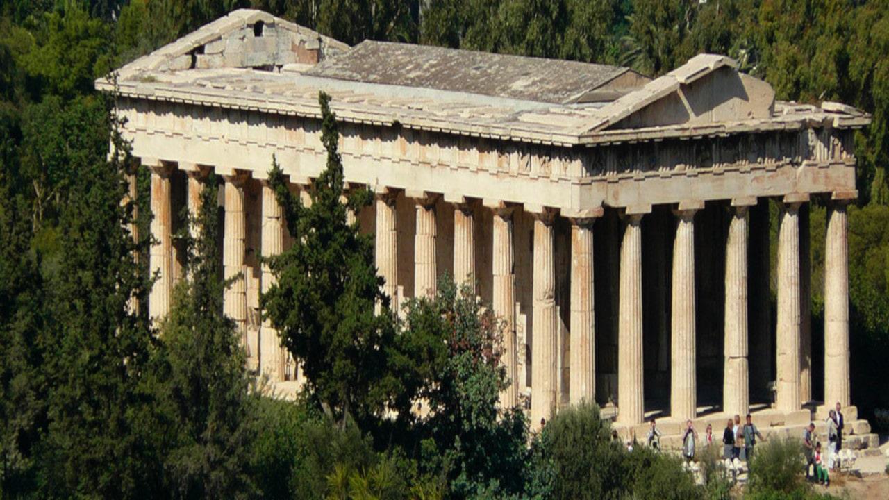 ordenes de la arquitectura griega
