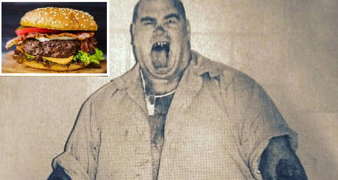 Ο κανίβαλος που μετέτρεπε τα θύματά του σε μπέργκερ – Δεκάδες είχαν φάει ανθρώπινη σάρκα