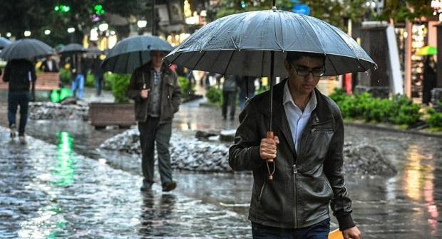 زخات مطرية ورعدية محليا  بالمملكة المغربية و هذه توقعات أحوال الطقس ليومه الاثنين 05.10.2020