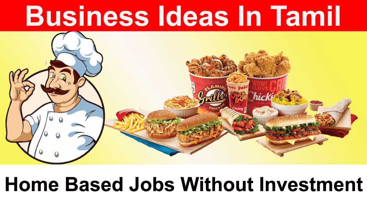 Business Ideas In Tamil Without Investment How To Tie Up