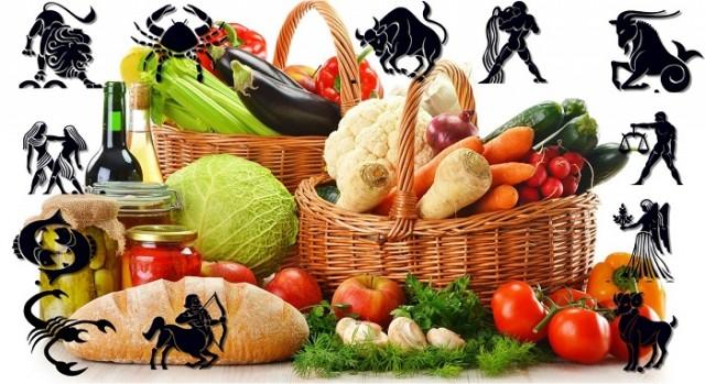 Comer de acuerdo tu signo del zodiaco